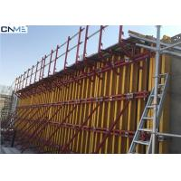 China Easy Maintenance Timber Beam Formwork , Shuttering And Formwork Concrete Wall wholesale