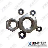 China Monel K500 China hardware stainless steel hex nut wholesale