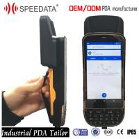 China 134.2khz ISO11784/11785 LF RFID Reader Rugged Wireless Bluetooth Wifi Passive wholesale