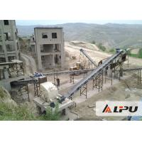 China Basalt Complete Rock Jaw Crusher Plant for Limestone / Marble / Granite wholesale