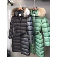 China 2016 moncler down overcoat women down jacket brand clothes fashion apparel discount price wholesale