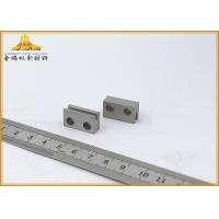 China YG15 Grade Tungsten Carbide Wear Parts High Density Tungsten Square Bar Lightweight wholesale