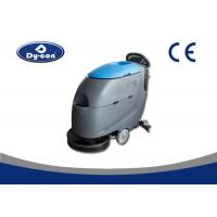 Dycon Carton And Pallet Package Commercial Floor Cleaning Machines To Comb Out Dirt