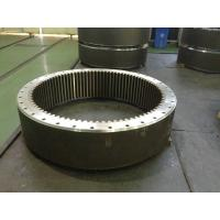 China Hydraulic Rolled Ring Flange With Ingot Smelting / Carbon / Alloy Steel Forgings wholesale