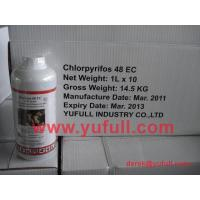 China Clorpyrifos 48 EC wholesale