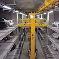 China Automatic Aisle-stacking Parking System, Can Fully Use Special Space wholesale