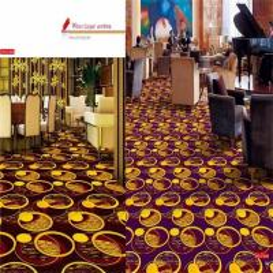 China OEM Lobby PVC Commercial Flooring , Heavy Duty Plastic Floor Covering wholesale
