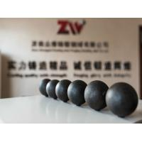 China 20-150mm C45  B2 B3 60Mn Forged steel grinding media balls for cement plant wholesale