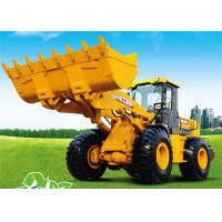 China 5 Ton Rated Load 3 CBM Bucket Volume Front End Wheel Loader Wih Shangchai Engine wholesale