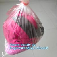 China pva plastic bag with water soluble bags water soluble plastic bag, custom made embossed dissolvable pva bag 35 40 micron wholesale