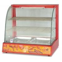 Buy cheap SUPER DEAL DH-827 colorful hot food display warmers from wholesalers