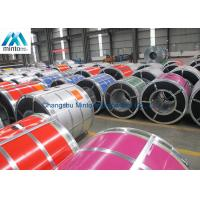 China Pre Painted Aluminium Coil Color Coated Aluminum Coil 0.02mm - 3.0mm Thickness wholesale