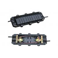 China Wall mounted FTTH access network fiber splice closures with 4pcs Cable Ports wholesale