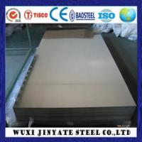 China hot rolled asme sa-240 304l stainless steel plate on sale