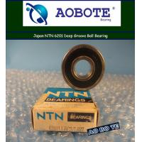 Quality Japan NTN 6201LLBC3 Single Row Ball Bearings With Deep Groove for sale