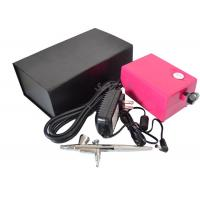 China Mini Dual Action Airbrush with compressor Kit for makeup Painting wholesale