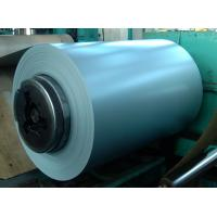 China Roofing Pre - painted Galvanized Steel Coil , Cold Rolled Color Coated Steel Coil wholesale