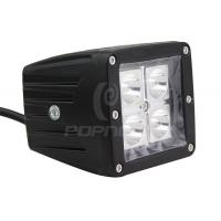 China Cree 12V LED Vehicle Work Light 16W 4000LM For Off Road Vehicle / Fork Lift wholesale