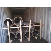 China 16 Inch OD Hot Rolled Steel Pipe Seamless Carbon Steel Material 100mm Max WT wholesale