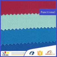 Kejie Proban combed 100% cotton flame retardant fabric for winter workwear
