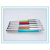 China novel style promotional stylus touch ball pen wholesale