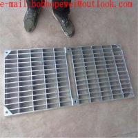 China stainless steel grating Floor / grid / wire basket strainer/Steel Grid/ Catwalk Steel Grating / galvanized steel grating wholesale