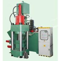 China Cast Iron Briquettes Press Machine For Steel Wires Into Block wholesale