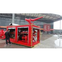 China 600m3/h Mobile Containerized Fire Fighting Equipment wholesale