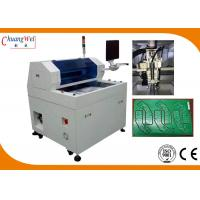China 0.3 - 3.5 mm PCB Thickness PCB Depaneling Router Equipment With 0.1 mm Cutting Precision wholesale
