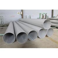 China A358 Grade 316L 304L Stainless Steel Welded Pipe With Pickling Surface on sale