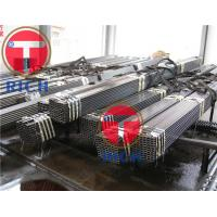 China Square / Rectangular Precision Steel Pipe With Galvanized Coated Astm A106 wholesale