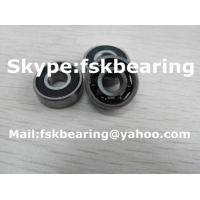 Quality Industrial Equipment Use Ceramic Ball Bearings Black Oxide Coating for sale