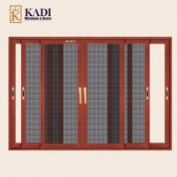 China Security Sliding Screen Doors For Fly & Forced Entry Prevention Model: 132 wholesale