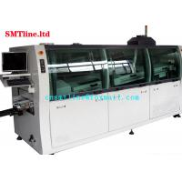 China CNSMT Lead Free Dual SMT Wave Soldering Machine Streamlined Design 1300KG Weight wholesale