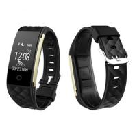 Quality Bluetooth Heart Rate Smart Bracelet Android IOS Waterproof sleep monitoring for sale
