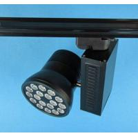China 18Watt / 18 x 1W LED Track Light Lamp Fixtures 240v 1600lm for Clothes Shop Lighting wholesale
