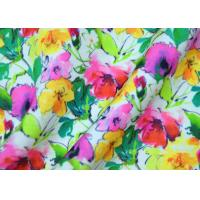 China High Density Weaving Patterned Polyester Fabric With Martin Plain Style wholesale