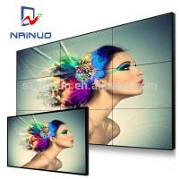 LCD Seamless Video Wall Tv Screens With CE / FCC / 3C / ROHS ISO9001