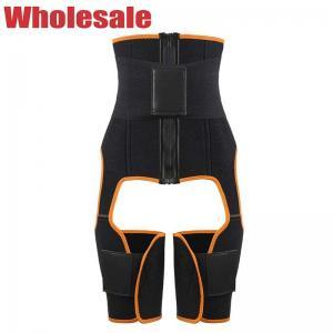 China Thigh Waist High Waist Trimmer Exercise Wrap Belt Sauna Slimming Body Shaper wholesale