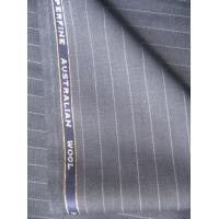 China Worsted Wool Suit Fabric on sale