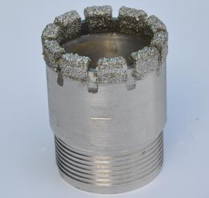 China diamond drill tools,electroplated diamond core bit wholesale