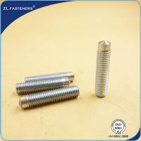 Quality GB DIN Standards Arc Welding Stud Bolt CD Weld Studs With Ferrule Ceramic for sale