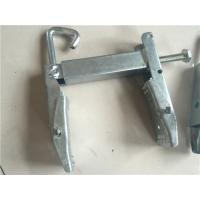 China Swinging Angle Bracket Power Line Fittings Shield Wire Support Heavy Duty Pole Band wholesale