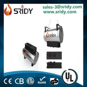 China Electric Fan Heater Greenhouse Heater TSE-30M on sale