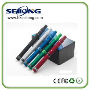AGO G5 dry herb vaporizer pen vapor cigarettes kits dry herb atomizer LCD Display