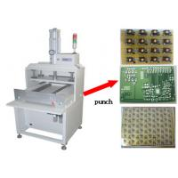 China Automatic Pcb Punching Machine, Fpc / Pcb Punch Depaneling Machine For SMT Assembly wholesale