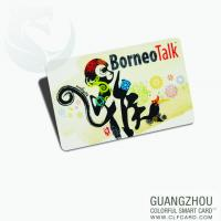 China Cartoon vip pvc card/plastic gift card with high quality wholesale