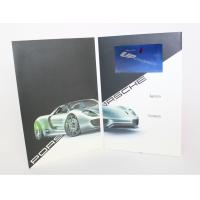 China Professional CMYK printing automatic lcd video card for company intruction wholesale