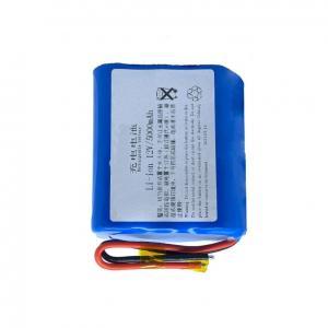 China Custom 12V 5000mAh Rechargeable Lithium Battery Packs wholesale