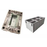 China Battery Box Plastic Injection Mold Tooling , High Precision Plastic Injection Tools on sale